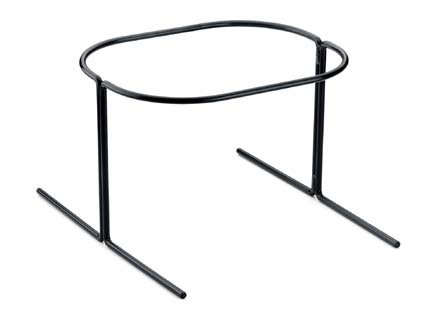 Par Aide Low Stand for The Divot Mate Divot Mix Container or Trash Mate Trash Receptacle ()
