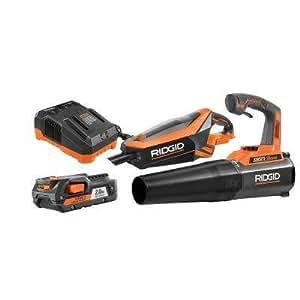 RIDGID GEN5X 18-Volt Brushless Vacuum and Jobsite Blower Kit