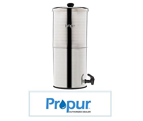 Propur NOMAD with 1-ProOne 7'' G2.0 SLIMLINE filter by Propur