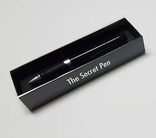 The Secret Pen – A Pen With A Hidden Compartment
