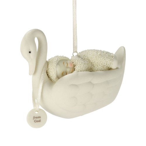 Department 56 Snowbabies Ornaments - Department 56 Snowbabies Baby on Board Ornament, 2.36 inch