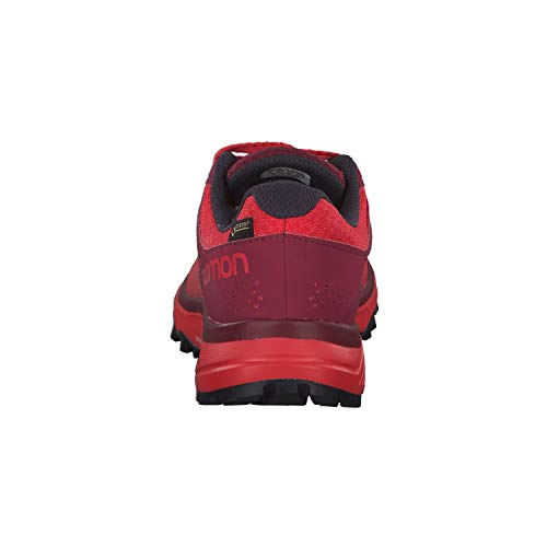 Red Trailster Hibiscus Mujer beet Impermeable Trail Calzado De beet Salomon Rojo Para Gtx graphite Red Running hibiscus graphite 1dSwq7q
