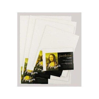 Mona Lisa Gessoed Art Board [Set of 2] Size: 11