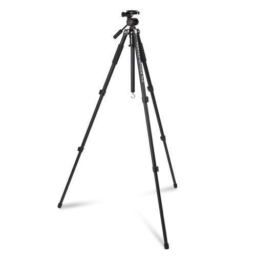 Vortex Optics Pro GT Tripod Kit (3-Way Pan Head), Black by Vortex Optics