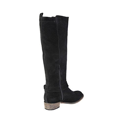 Arnaldo Toscani Damenstiefel Stiefel Boots, 3241K102_Nero, EU 38-40, Schwarz
