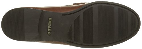 Sebago Damen Plaza II Slipper Braun (Brown Oiled Waxy Lea)