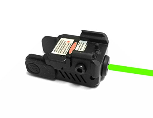 Green Shockwave - Ade Advanced Optics HG54G-1 Universal Laser Sight, Green