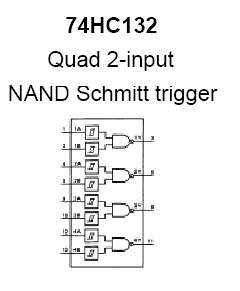 Major Brands 74HC08 Quad 2-Input Positive AND Gate DIP 14 Pack of 15