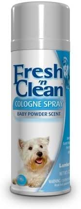 Lambert Kay Fresh 'N Clean Cologne Finishing Spray - Baby Powder Scent