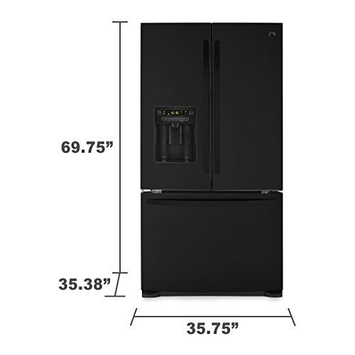 Kenmore ft. Freezer Refrigerator in includes