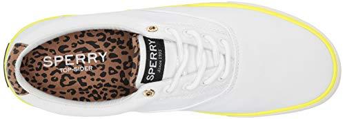Sperry Men's Striper II CVO Sneaker, White, 14