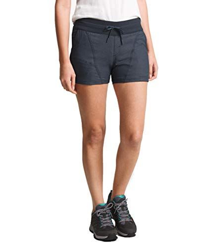 The North Face Women's Aphrodite 2.0 Short, Urban Navy Heather, Size XX-Large Long