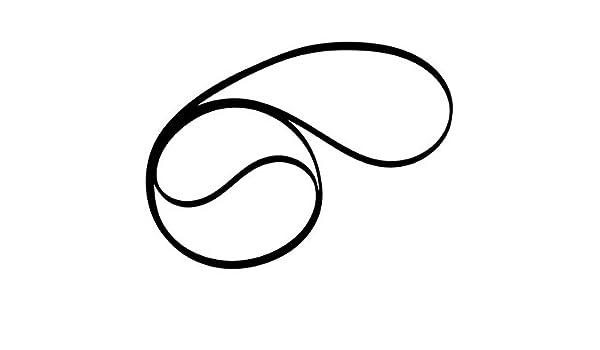 Funk Firm - Correa de transmisión para Vector (triángulo Rosa ...