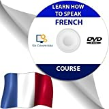 Learn How to Speak FRENCH Audio Course Lessons Language play while in car any mp3 DISC CD DISK