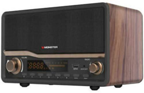 Decora Bluetooth Clock Radio Lifestyle System