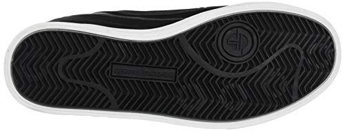 Cross Multi para Sergio 04 Zapatillas Lab Mujer Black For Tacchini Stipes Her Negro de HqwUC8q