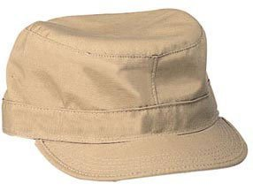 Rothco Fatigue Cap, Khaki, Large