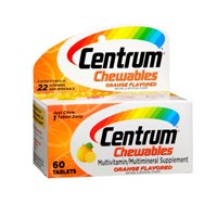 Centrum Chewables Multivitamin/Multimineral Supplement, Tablets