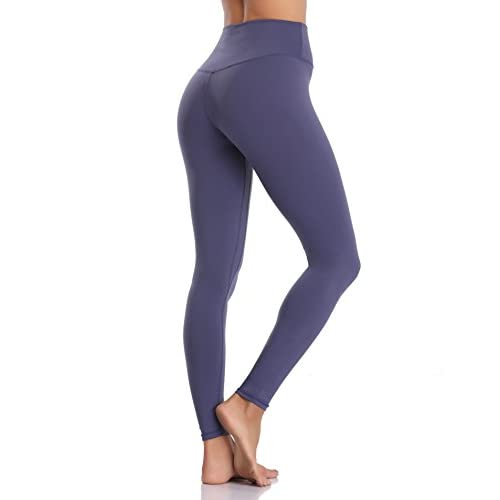 7f8672551de58 Colorfulkoala Women's Buttery Soft High Waisted Yoga Pants Full-Length  Leggings