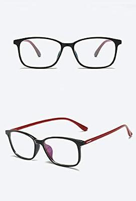 Gafas de lectura, lentes tintados antirreflejos gafas de protección UV, bloqueo de luz azul, calidad moda hombres mujeres cómodos lectores flexibles ...