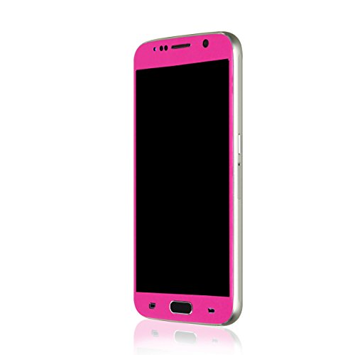AppSkins Vorderseite Samsung Galaxy S6 Color Edition pink