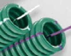Gaine ICTA Verte 100 m/ètres Diam/ètre 20 mm