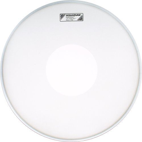 Aquarian Drumheads TCFXPD14 Coated Focus-X