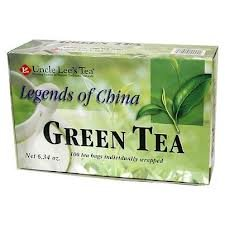 UNCLE LEE'S TEA Legends Of China Organic Green Tea