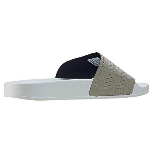 adidas Adilette, Men's Beach & Pool Shoes Beige (Beitéc / Beitéc / Verlin 000)