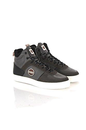 Sneakers Uomo Colmar 42 Grigio A Renton Drill Autunno Inverno 2017/18