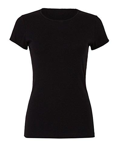 Bella - Camiseta - Mujer negro