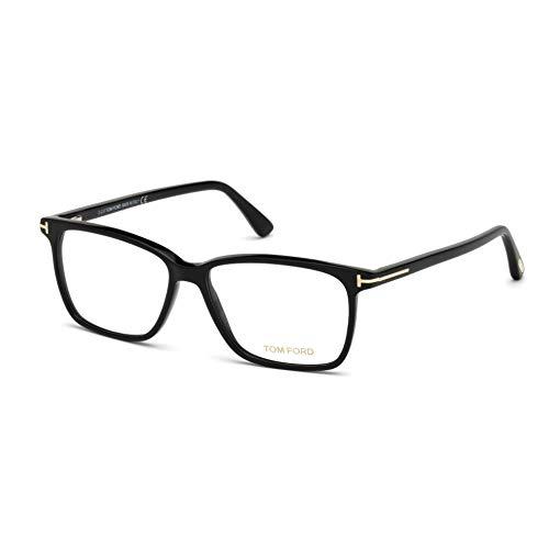 Lucido b 0 Ford Gafas Unisex negro Adulto Tom 57 De Ft5478 Monturas qzwPOES