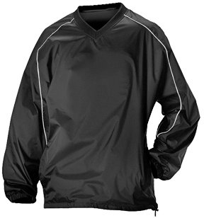 Alleson 3J10Y Travel Multi Sport Jackets - Youth Medium (M) - Black