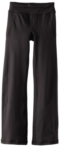 Soybu Girls Little Caboose Pants, Black, X-Small by Soybu