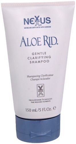 Nexxus Aloe Rid Gentle Clarifying Shampoo, 5.1 Fl Oz (Original Formula) (Best Hair Detox Shampoo Reviews)