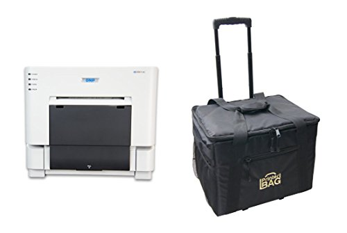 DNP DS-RX1HS Photo Printer - BUNDLE OFFER - with our Rolling Carrying Case. by DNP