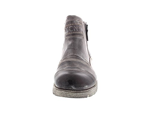 YELLOW CAB - Boots NEW GEAR Y16067 - black Dark Brown