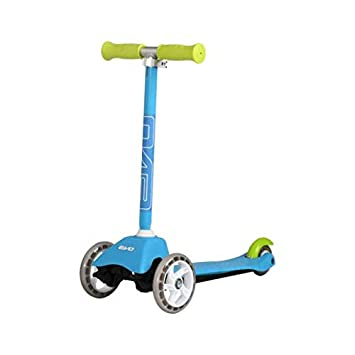 Evo 3 Ruedas Mini Scooter Cruiser - Azul: Amazon.es ...