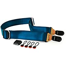 Peak Design Slide Summit Edition Tallac Padded Camera Strap, Blue