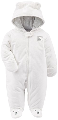 Simple Joys Carters Fleece Jumpsuit product image