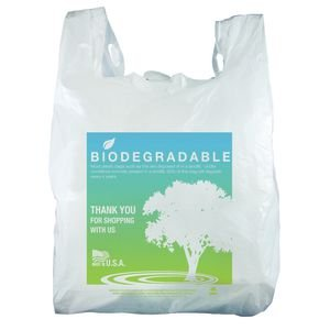 Eco-Friendly Shopping Bags Case of 1000 by Retail Resource (Image #1)