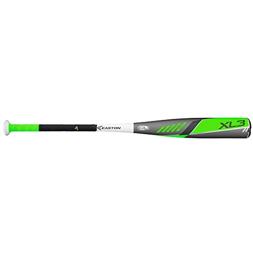 Easton Senior/Youth SL16X38 XL3 Aluminum League Big Barrel Baseball Bat, 31
