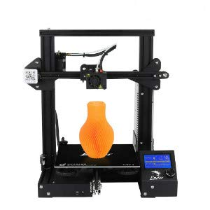 Pevor Creality Ender 3 Pro DIY Printer with Removable Magnetic Bed 3D Printer Kit with Power Resume Function Shipping from USA