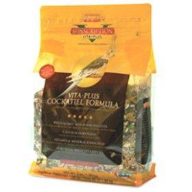 Sun Seed Cockatiel Vita Plus 3lb, My Pet Supplies