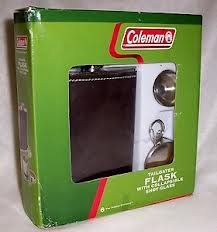 Coleman: Flask and Shot Glass Gear Pack by Coleman