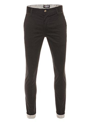 Perruzo Skinny Casual Chino Pants