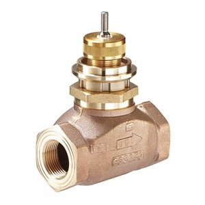 Globe Valve, 2-Way, NC, 1/2 In, Sweat from Johnson Controls, Inc.