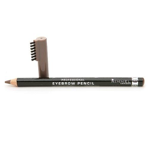 Rimmel Professional Eyebrow Pencil, Hazel 002 1 ea ()