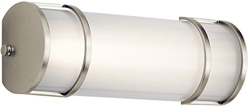 Led Nickel Bath Light in US - 9