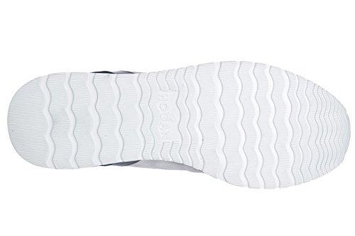 Hogan Herenschoenen Mannen Suède Sneakers Schoenen H321 Wit